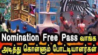 BIGG BOSS TAMIL 4|23rd NOVEMBER 2020 |PROMO 2|DAY 50|BIGG BOSS 4 TAMIL LIVE|Nomination Free Pass