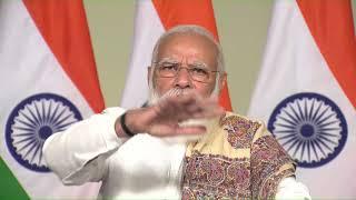 PM Modi attends the 8th Convocation Ceremony of Pandit Deendayal Petroleum University | PMO