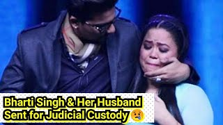 Bharti Singh, Harsh Limbachiya Arrested, Sent To 14 Days Judicial Custody, Kapil Sharma Show Ka Kya?