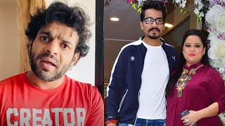 Karan Patel Shocking Reaction On Bharti And Harsh Case, Here's What He Said