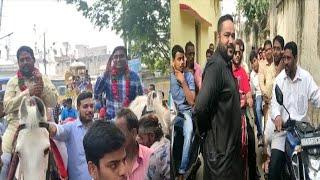 Mohd Ghouse | Mustafa Ali Muzaffar | AIMIM Rally | Ghansi Bazar |@Sach News