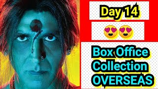 Laxmii Box Office Collection Till Day 14 In Overseas