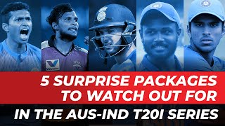5 Indian players who can surprise Australian cricketers in T20I series