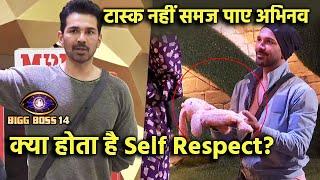 Bigg Boss 14: Abhinav Ka Self Respect Mudda Kya Sahi Tha, Logon Ne Sacrifice Task Ka Mudda Uthaya