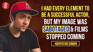 Adhyayan Suman EXPLODES About How His Image Was SABOTAGED & Film STOPPED Coming To Him | Aashram