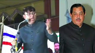 Amjadullah Khan Slams AIMIM And Mumtaz Ahmed Khan In His Speech At Azampura | @Sach News
