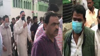 Asaduddin Owaisi | Mohd Ghouse | Mumtaz Khan | Paidal Daura Ghansi Bazar |@Sach News