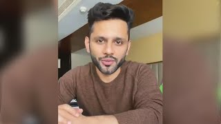 Bigg Boss 14: Rahul Vaidya Ka Fans Ke Liye Special Message | BB 14 Video