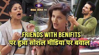 Bigg Boss 14: Kavita Aur Rubina Ke Friends With Benefits Mudde Par Social Media Par Bawal, Abhinav