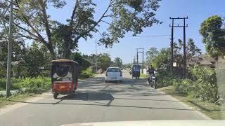 নগাঁৱলৈ যাত্ৰা
