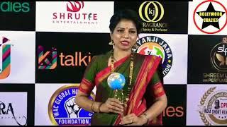 Dadasaheb Phalke Icon Award films and DPIAF COVID-19 YODDHA AWARD 2020 DR. (HON) KALYANJI JANA