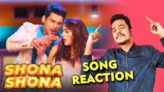 Shona Shona | Reaction | Sidharth Shukla & Shehnaaz Gill | Tony Kakkar | Neha Kakkar