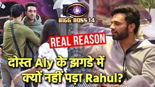 Bigg Boss 14: Dost Aly Ke Jhagde Me Kyon Rahul Vaidya Ne Nahi Diya Sath? Ye Raha Asli Reason