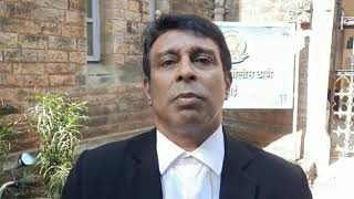 Ayaz khan, Advocate of Bharati singh and Harsh Talk About Bail Proceedings