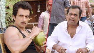 Sonu Sood Finds the Truth of Mahesh Babu's Trap | Idhu Dhanda Police Movie Scenes | Tamannaah