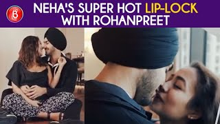 Neha Kakkar-Rohanpreet Singh Celebrate 1-Month Anniversary With A Super HOT Lip-Lock
