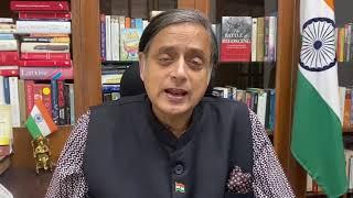 The Assamese people loved Tarun Gogoi ji: Shashi Tharoor