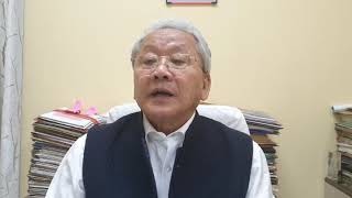 Ahmed ji was one of the strongest pillars of the Congress party: Gaikhangam