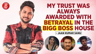 "Jaan Kumar Sanu SLAMS Bigg Boss 14 Co-Contestants; Says, ""My TRUST Was Always Awarded With Betrayal"""