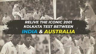 India vs Australia 2nd Test 2001 Story | India's historical win after follow-on | Kolkata