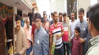 Farhatullah Khan | Amjadullah Khan | Padyatra Under Azampura | Reinbazar |@Sach News
