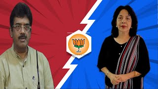 BJP Discontent With Alina? Sends stern message