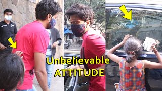 Ritesh Deshmukh Completely IGNORES When Poor Little Girl Asking MONEY
