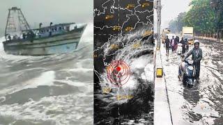 நிவர் புயல் வெள்ளத்தில் மூழ்கிய சென்னை   Cyclone Nivar - Rain in Chennai a complete video