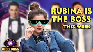 Bigg Boss 14 Breaking News: Rubina Ne Toda Record, Bani BOSS OF THE WEEK | BB 14 Latest News