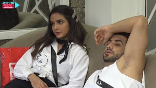 Bigg Boss 14: Rubina Aur Abhinav Ke Bare Me Ye Kya Bol Gaye Jasmin Aur Aly Goni | Backbitching