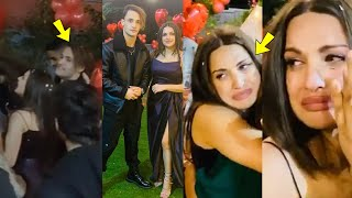 Himanshi Khurana Crying In Her Birthday Party With Asim Riaz For The True LOVE | Very  Emotional