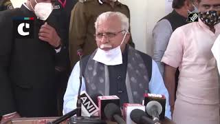 Have Inputs Of 'Unwanted Elements' In Protest: Khattar On Presence Of 'Khalistan' | Catch News