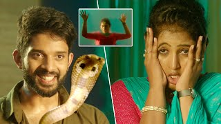 Minister Son Spoils A Girl Life | Nassar Emotional Scene | Intelligent Movie Scenes | Sai Dharam Tej