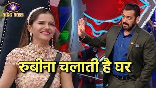 Bigg Boss 14: Salman Khan Ne Kaha Rubina Ghar Chalati Hai, Kya Aap Agree Karte Hai?
