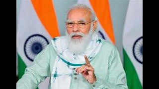Mann ki Baat: PM Modi talks about Guru Nanak, Dr Salim Ali,Shri Aurobindo, farmers, and Vaccines
