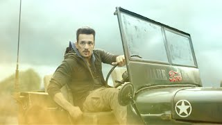 Akhil Finished Goons And Replaced Jua - Climax Stunning Action Scene | Surya Kavasam Movie Scenes