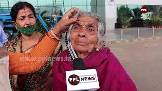 କତାର ରୁ ଫେରିଲେ କୋମାରେ ଥିବା ବ୍ୟକ୍ତି | Jajpur MP Smt. Sarmistha Sethi Bytes