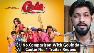 Coolie No. 1 Trailer Review By Rakesh - Varun Dhawan, Sara Ali Khan, Paresh Rawal & Rajpal Yadav