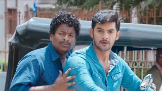 Aadi Saves Gollapudi Maruthi Rao from an Accident | Jodi Movie Scenes Malayalam | Shraddha Srinath