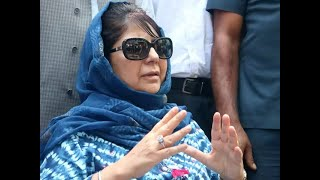 'Why can't we hold talks with Pakistan', asks Mehbooba Mufti