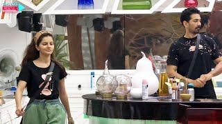 Bigg Boss 14 Live Feed: Rubina Hui Kis Baat Se Frustrate, Kaha 4 Mahine Khana Nahi Banaungi