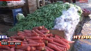 30 nov 13 किसान आंदोलन का असर अब जिला हमीरपुर में भी देखने को मिल रहा