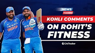Virat Kohli Issued A Statement On Rohit Sharma's Injury, A Final Warning For Pakistan Cricket Team