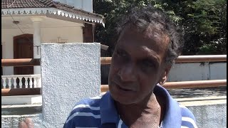 Listen to the sad plight of this man who went for check-up at district hospital Mapusa