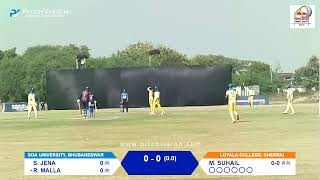 Red Bull Campus Cricket 2020 India Finals: Chennai vs Bhubaneswar