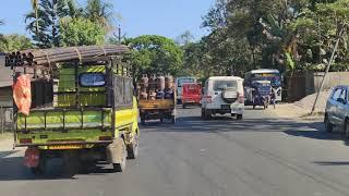 North Lakhimpur to Charaimaria road