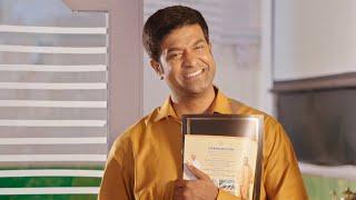 Aadi & Vennela Kishore Hilarious Comedy | Jodi Movie Scenes Malayalam | Shraddha Srinath
