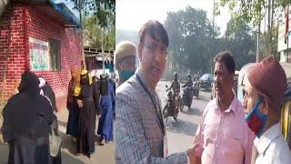 Ladies caught | bogus voting in azampura division | Amjadullah Khan Speaks |@Sach News