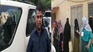 Congress Leader Feroz Khan Ke Car Driver Par Hamla | Bogusing caught Red Handed By Ayesha Farheen |