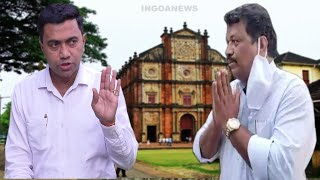 """""""I requested CM with folded hands to not include Old Goa from GPPDA"""" CM has agreed: Lobo"""